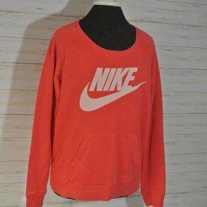 NIKE Sz. MEDIUM Sweat Shirt Sweatshirt Scoop Neck